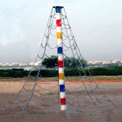Chain Pole Climbing