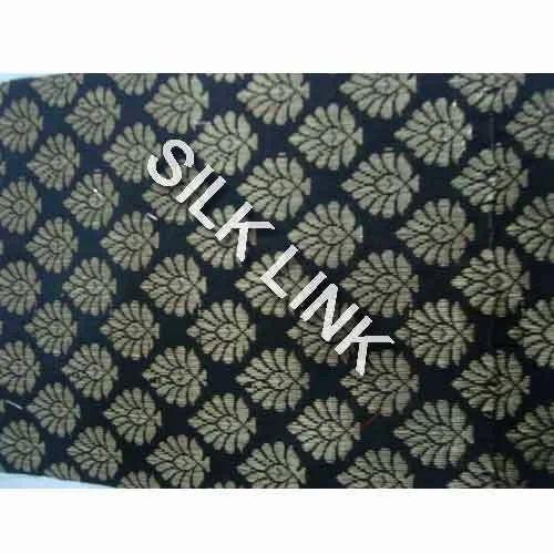 Polyester Chandari Brocade Fabric
