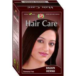 Henna Hair Color Products