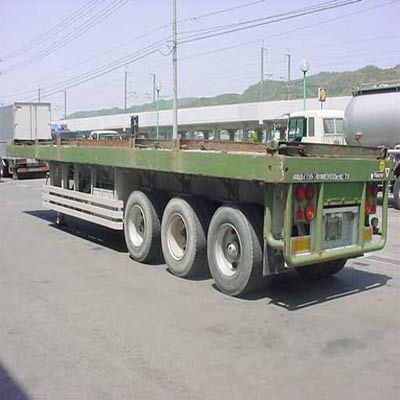 Transportation Service Through 20 Feet Container Trailers
