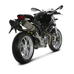 Akrapovic Exhaust For Ducati Monster 2009-10