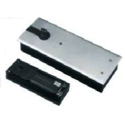Double Cylinder Floor Spring Hinges