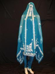 Hand Crafted Suit Dupatta
