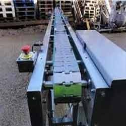 Automatic Equal Indexing Conveyor