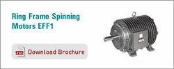 Ring Frame Spinning Motor