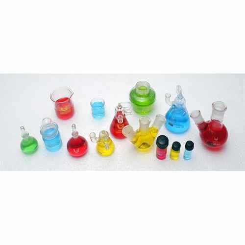 Laboratory Glass Flask