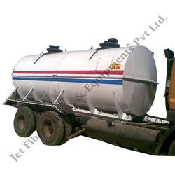HDPE Transportation Tankers