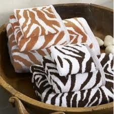 Cotton Jacquard Towels