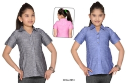 Cotton Kurtis Kids Wear