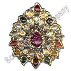 Diamond+Kundan+Meena+Jewellery
