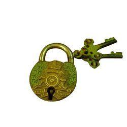 Bronze Home Lock