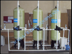 Iron Removal Treatment Plants