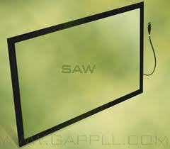 18.5  SAW Touch Screen