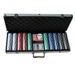 500 PCS Poker Chip Sets