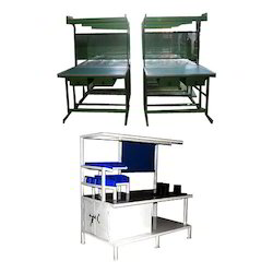 Durable Industrial Work Tables