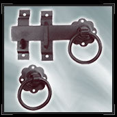 Ring Gate Latch BJPD