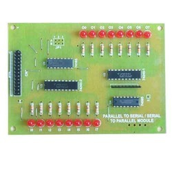Parallel to Serial and Serial to Parallel Module