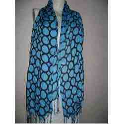 Beautiful Rayon Printed Shawl