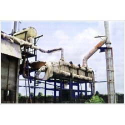 Waste Heat Recover Thermic Fluid Heater