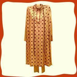 Men's Matka Silk Punjabi Suits