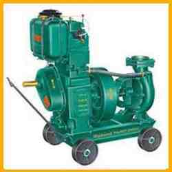Diesel Engine Driven Pumpset-Water Cooled-1500 RPM