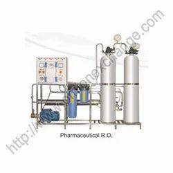 Pharmaceutical R O Plant