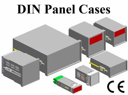 Din Standard Plastic Cases
