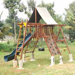 Jungle Castle (Playground Equipment)