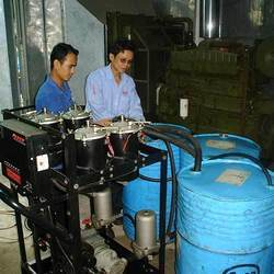 On Site Oil Filtration Services