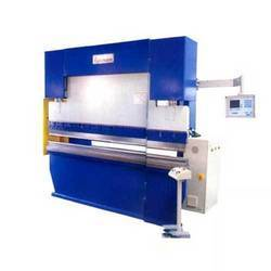 CNC Syncro Hydraulic Press Brake
