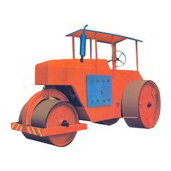 Road Roller - 3 Wheels