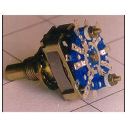 Rotary Switches Series 25