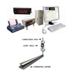 Electro Mechanical Weigh Bridge