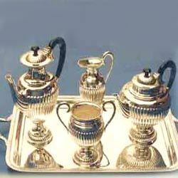 Round Coffee Set