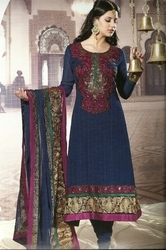 Indian Chanderi Suits Salwar