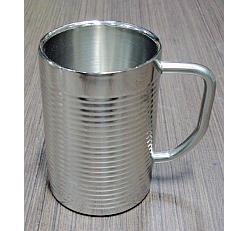 Stainless Steel DW Tall Mugs