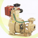 kirloskar sv1 nw4 8hp water cooled pump set