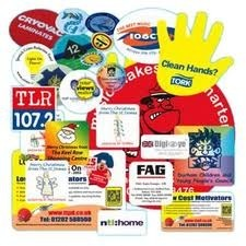 Printed & Colour Coated Labels