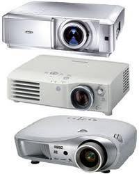 Projector Bangalore - Sony, Sharp, Sanyo, Dell, Epson, Hitachi, Nec, Canon, Panasonic LCD Projectors