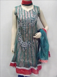 Embroidered Punjabi Salwar Kameez Suits