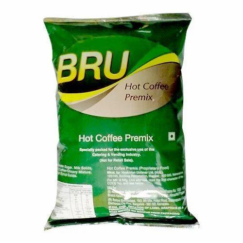BRU Hot Coffee Premix