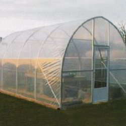 Hoop Frame Green Houses For Snow Region
