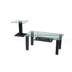 Glass C Table