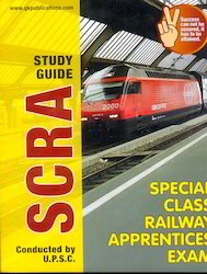 SCRA Special Class Railway Apprentices Exam