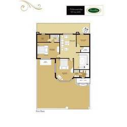 DC VILLAS Floor Plan