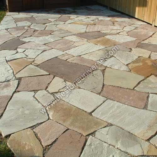 Sandstone Random Flooring