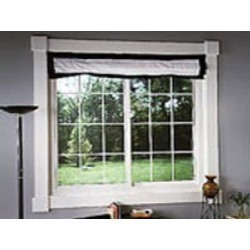Fabricated Products Aluminum Sliding Windows