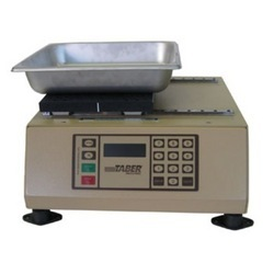 Abrasion Tester For Plastic Sheet-Taber Type