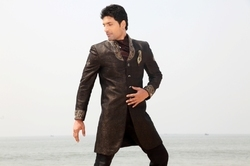 Stone Worked Indo Western Suit