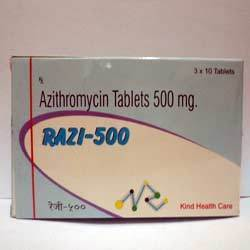Razi - 500 Tablets